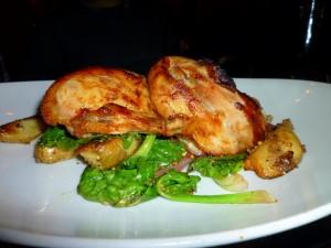 Half Rotisserie Local Chicken