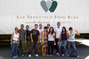 Team Boobs4Food x SF Food Bank